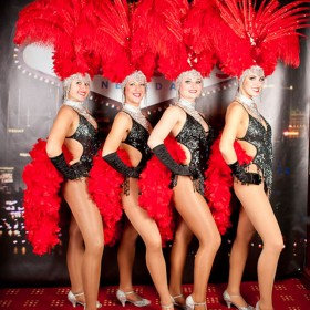 Showgirls red 2